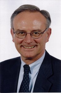 Er war Präsident des Europäischen Parlaments: Dr. Klaus Hänsch