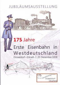 Erste Eisenbahn in Westdeutschland