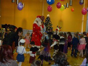 Internationales Kulturzentrum feiert Weihnachten und Neujahr