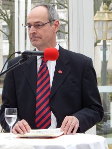 Detlef Ehlert, Spitzenkandidat der SPD zur Kommunalwahl 2014