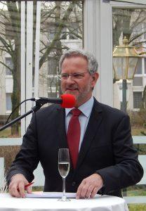 Klaus Przybilla, Stadtverbandsvorsitzender