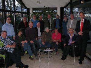 Das Team der SPD zur Kommunalwahl am 25. Mai 2014