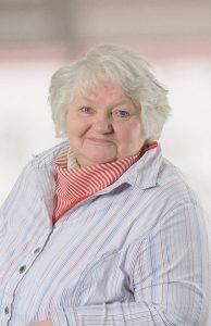 Karin Fink, Behindertenbeauftragte der Stadt Erkrath