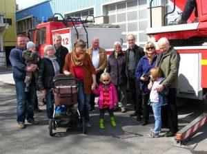 Erkrather SPD-Einladung zum Besuch der Feuerwache 2012