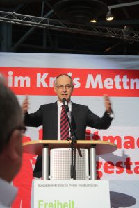 Bürgermeisterkandidat Detlef Ehlert (Foto: Lena Hemp)