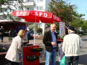 Detlef Ehlert trifft Josef Neudecker