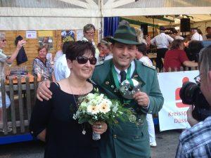 Majestäten 2015/16: Dirk & Tina Hanten     Majestäten 2015/16: Dirk & Tina Hanten