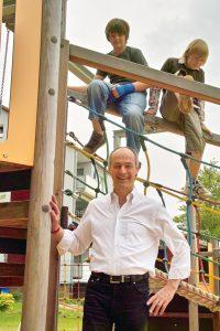 Bürgermeisterkandidat Detlef Ehlert
