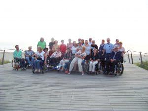MS-Reisegruppe in Alkmaar