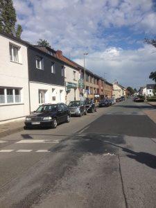 Erneuerungsbedürftig: Hauptstraße in Hochdahl