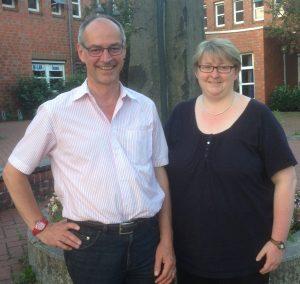 Marleen Buschmann & Detlef Ehlert