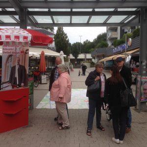 Stadtentwicklung ist Thema in Hochdahl