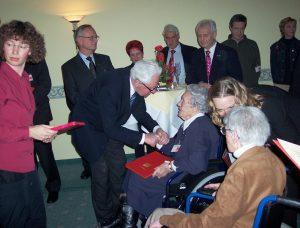 60 Jahre Mitgliedschaft: Anna Windmann