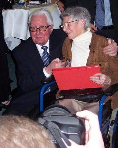 80 Jahre Treue zur SPD: Hildegard Klumb