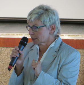 Landtagspräsidentin Carina Gödecke