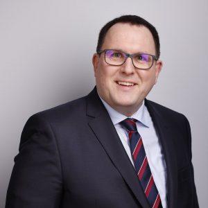 Bundestagskandidat Jens Niklaus